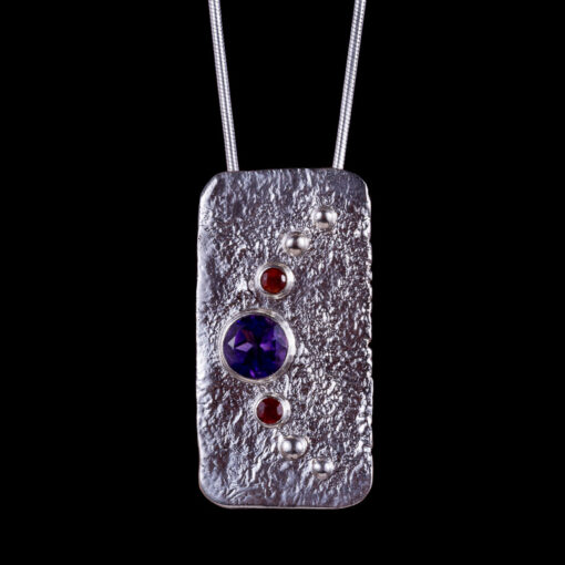 Lunar Collection by Caraliza Designs - handcrafted sterling silver jewellery