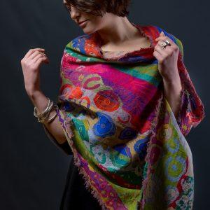 Merino Wool Shawls