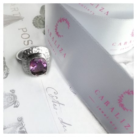 Ethically handcrafted jewellery in sterling silver by Caraliza Designs