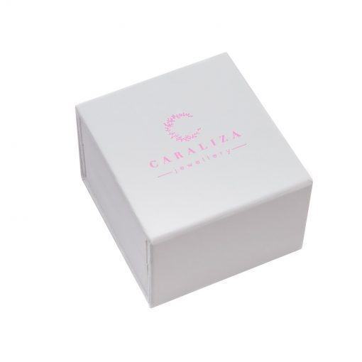 Luxurious gift packaging for ethically handcrafted sterling silver jewellery by Caraliza Designs