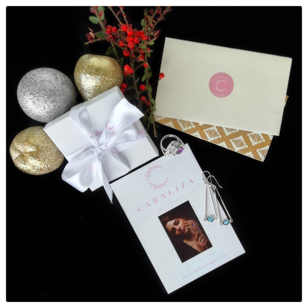 Caraliza Jewellery Christmas gift wrap ideas